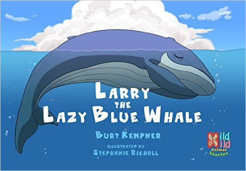 Larry the Lazy Blue Whale